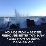 Proverbs27.6